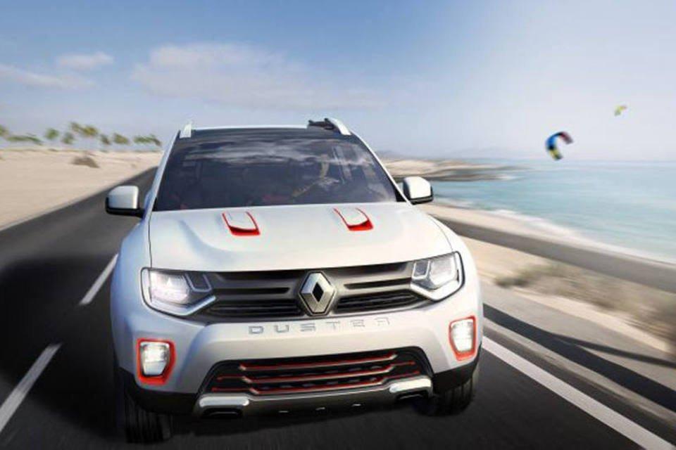 Duster Oroch, o conceito da picape média que pode ser lançado pela Renault