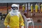 Especialistas em área isolada por ebola na Libéria