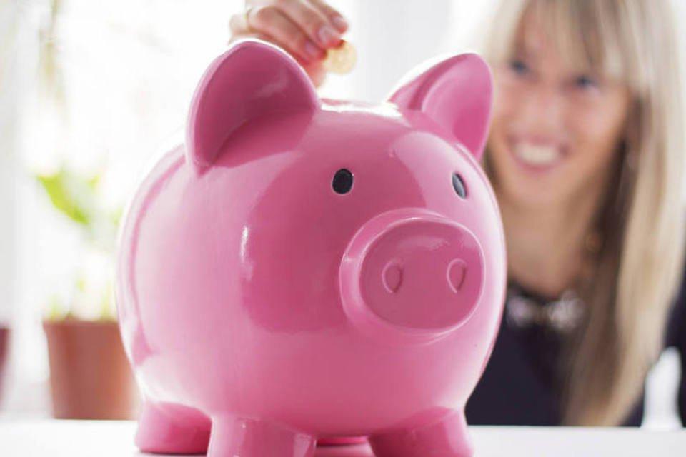 economia, dinheiro, porquinho, crowdfunding