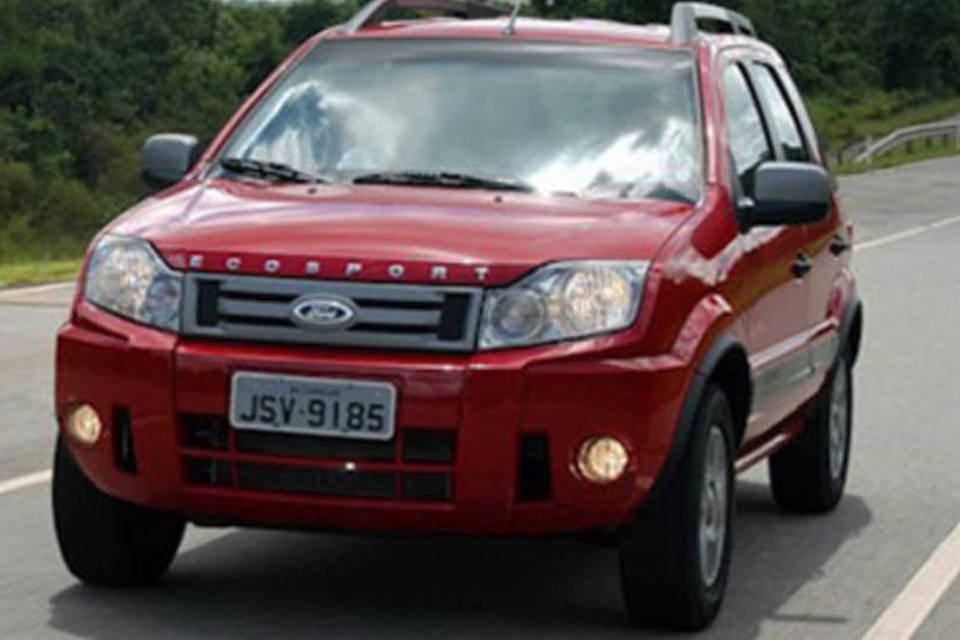Segundo a Ford, até 2014, o modelo terá vendas globais de até 1,6 milhão de unidades