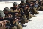 Recrutas do Exército Livre da Síria