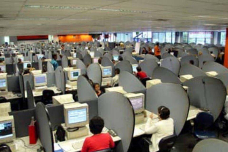 Empresa de telemarketing Atento