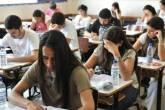 Estudantes de Brasília fazem a prova do Enade