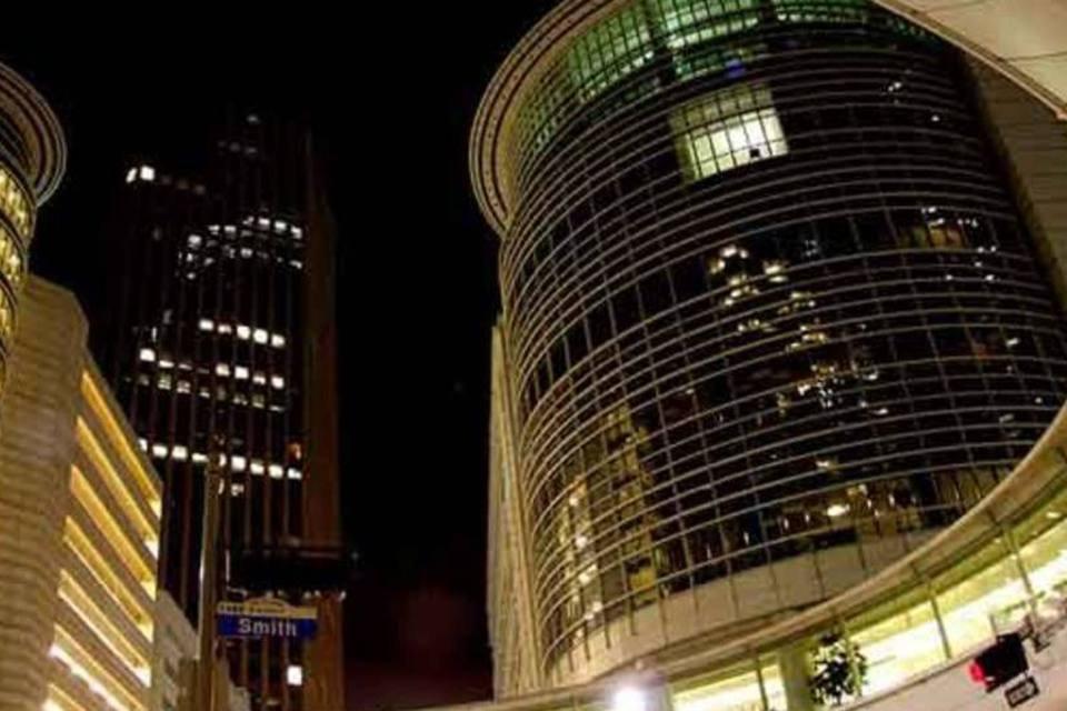 Antiga sede da Enron em Houston, Texas