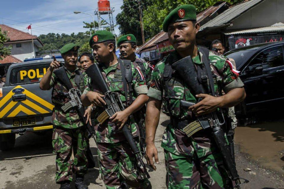 Exército da Indonésia