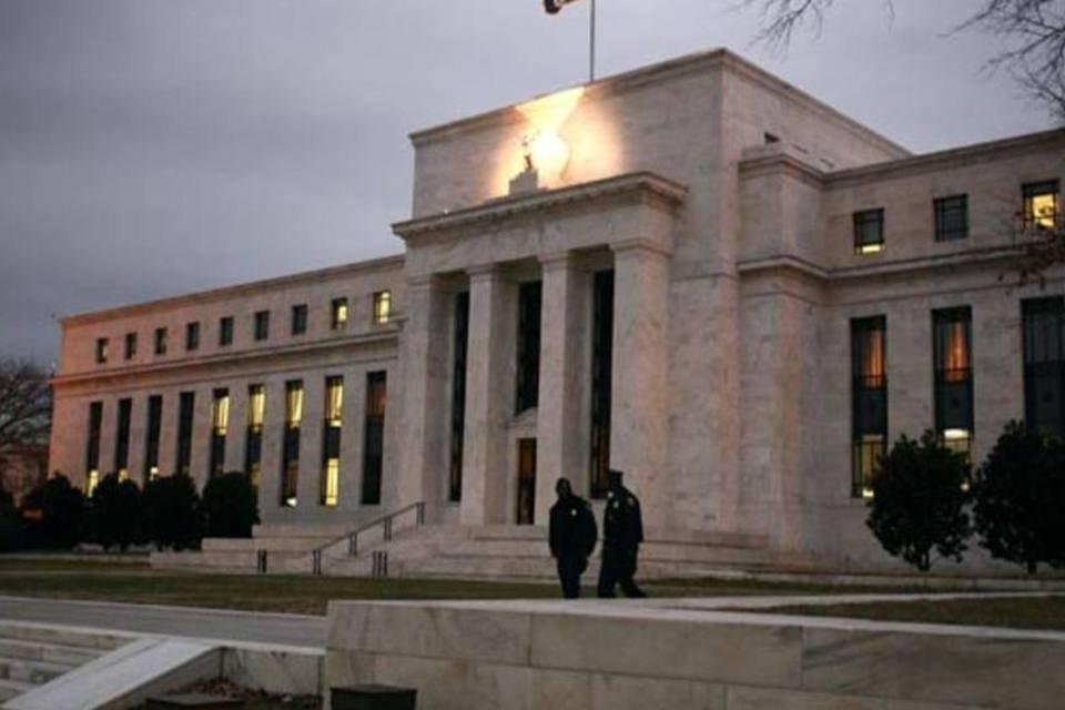 Fachada do prédio do Federal Reserve, em Washington, em dezembro de 2008