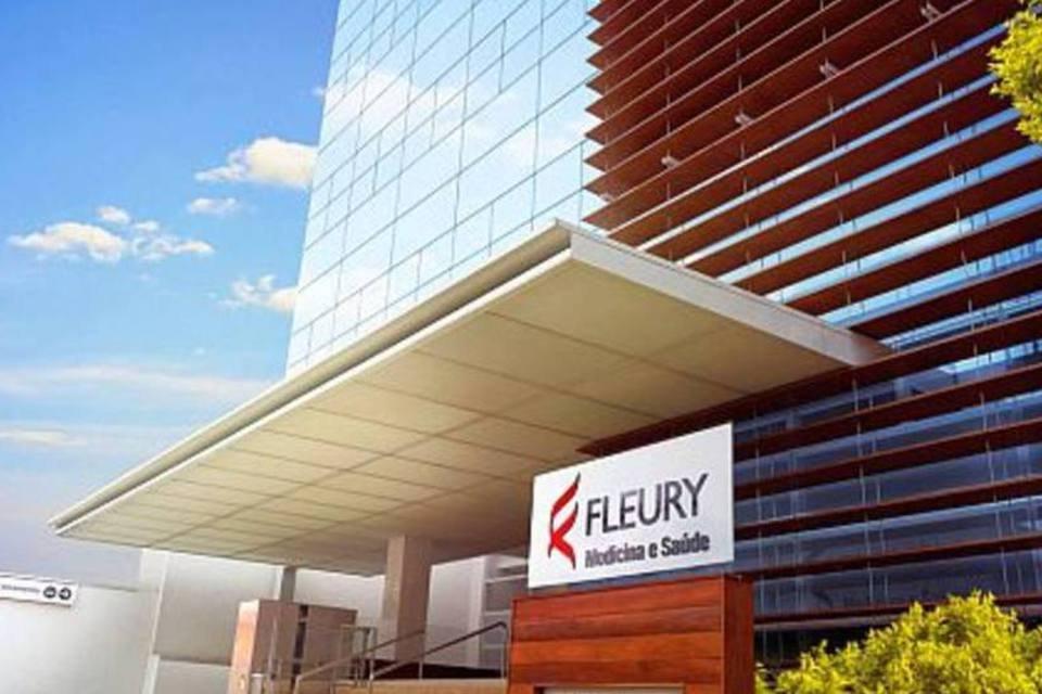Fleury tem resultado histórico puxado por atendimentos em casa