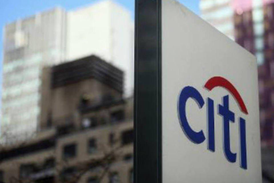 O banco americano Citigroup