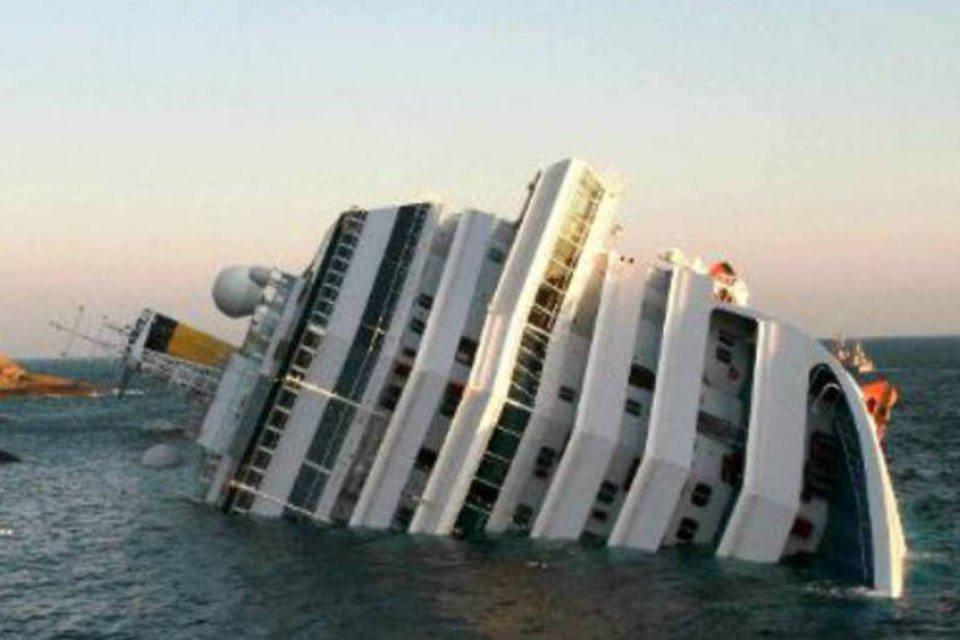 Encontrado último corpo de naufrágio do Costa Concordia | Exame