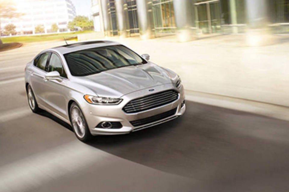 Fusion, da Ford