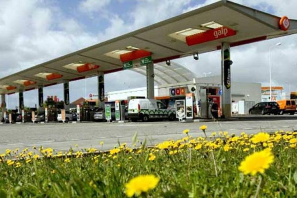 Posto de gasolina da Galp