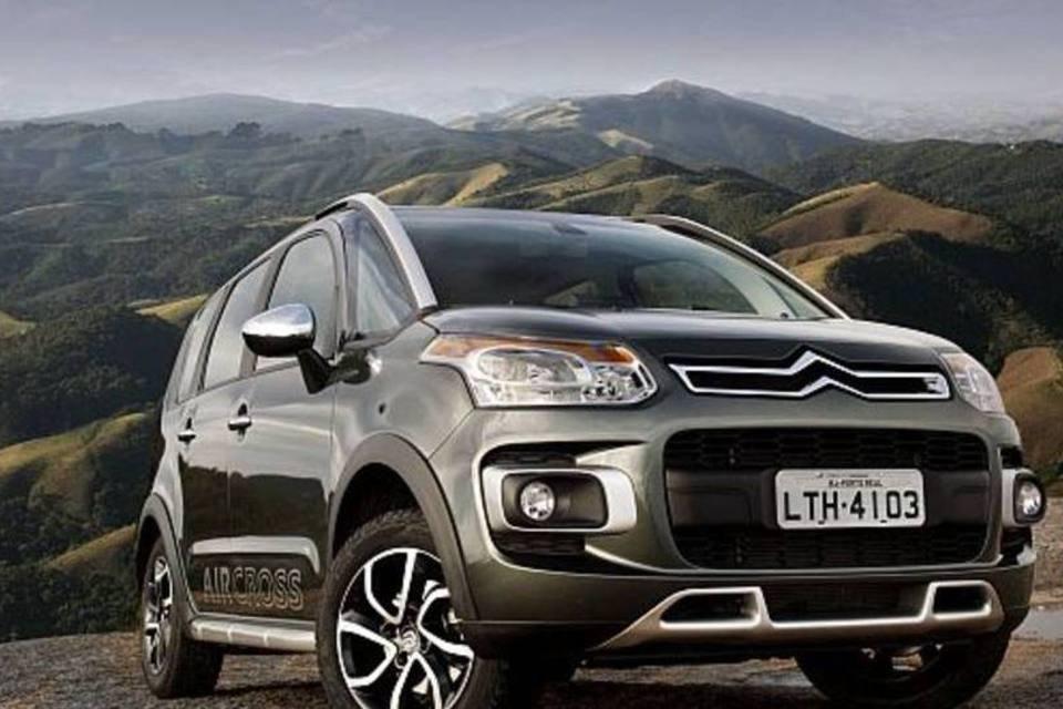 4. Citroën Aircross: 24.000 convocados