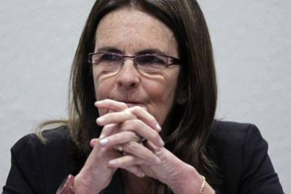 Presidente da Petrobras Graça Foster acredita que recuperação do setor de etanol deve levar um ou dois anos