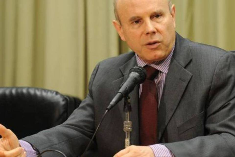 Guido Mantega, ministro, foto nova