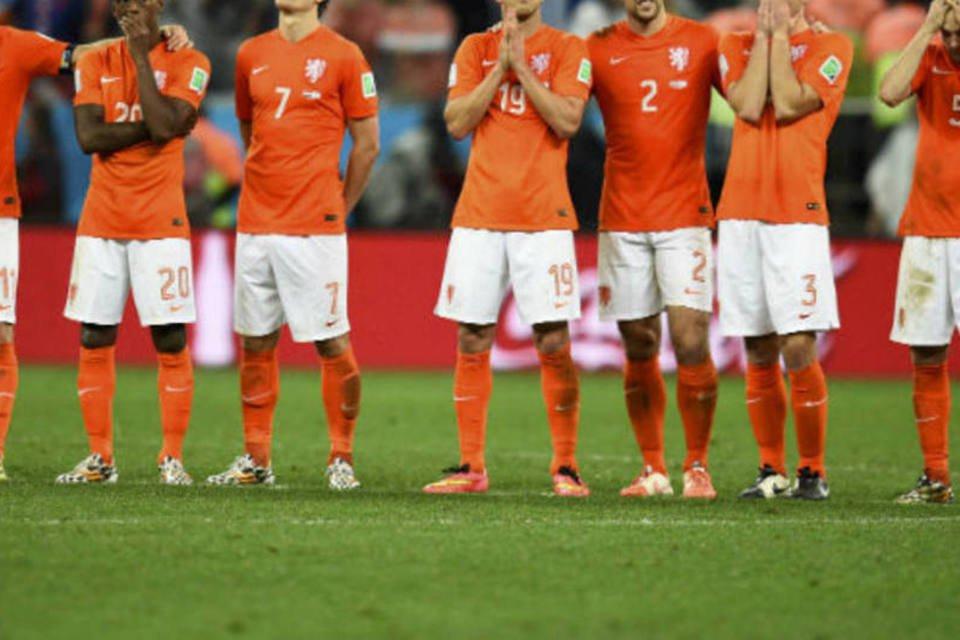 O sonho acabou, diz imprensa holandesa | Exame