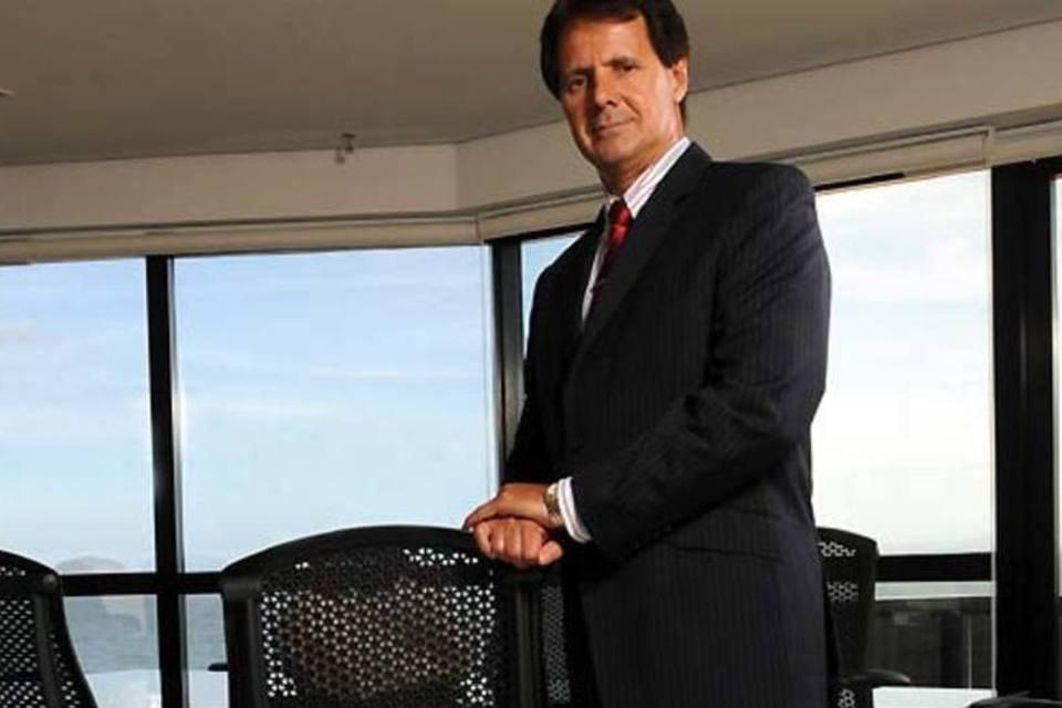 Márcio Mello, presidente da HRT