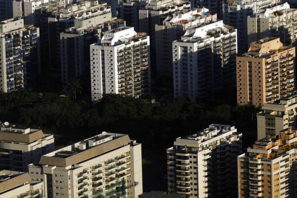 Imóveis residenciais na Barra da Tijuca, no Rio de Janeiro