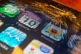 tela de iphone quebrada