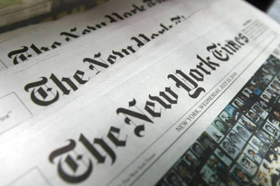 The New York Times comemora 162 anos; veja sua trajetória | Exame