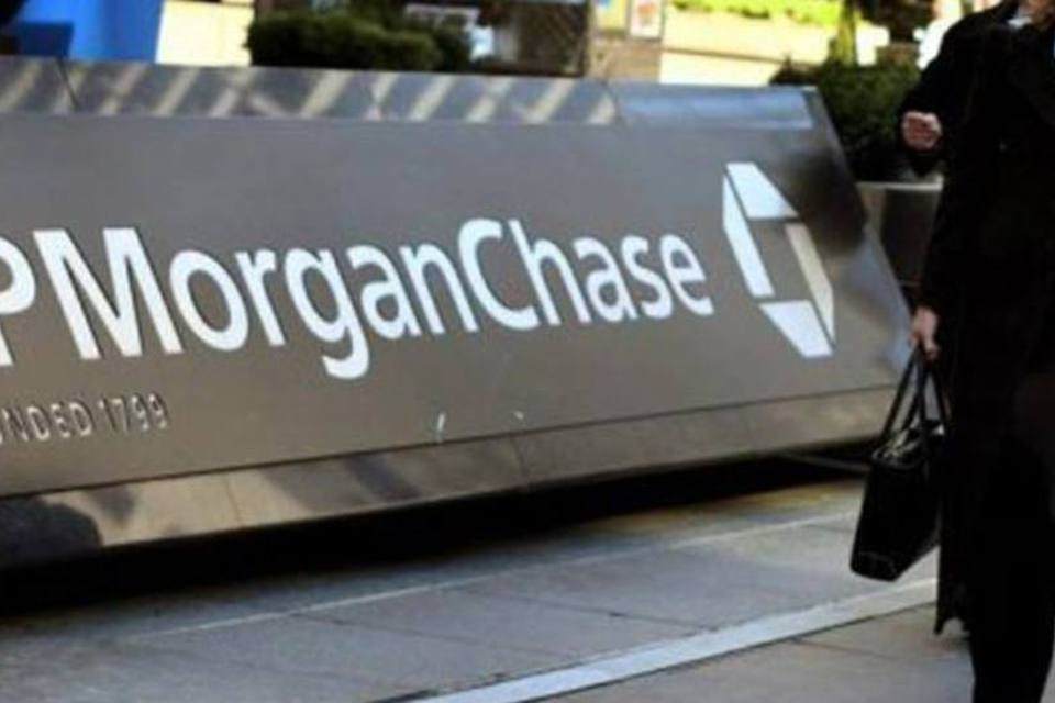 Sede do JP Morgan