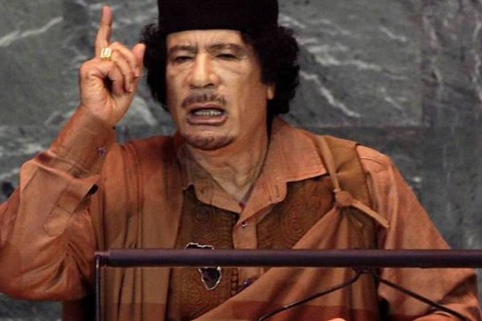 Kadafi na ONU