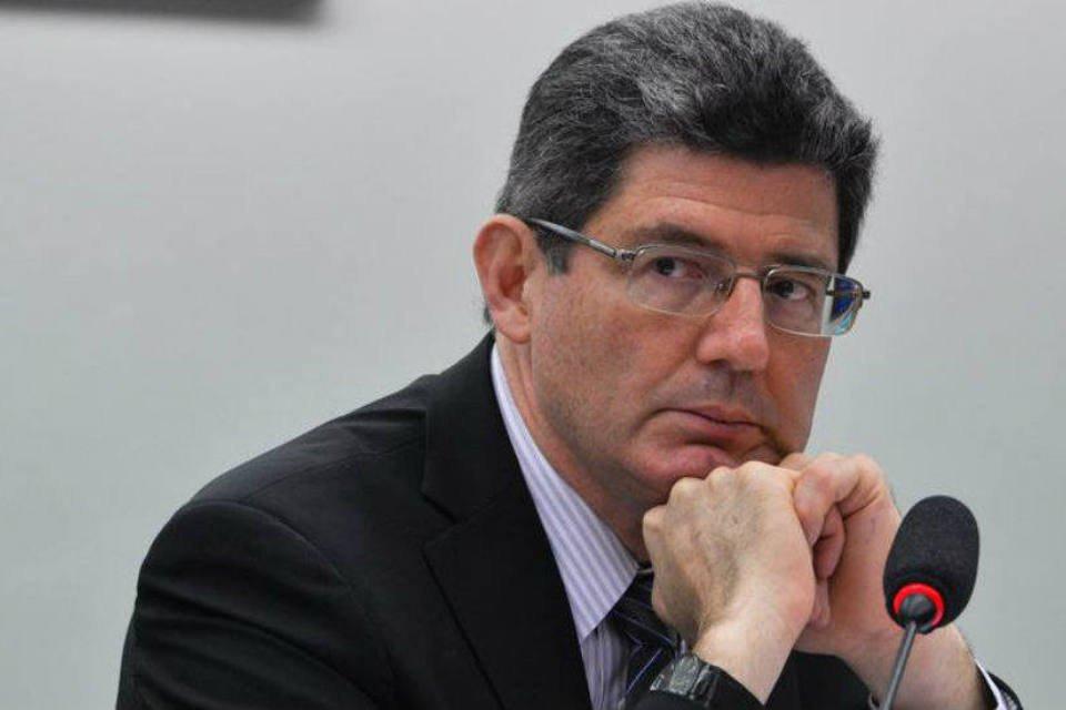 Joaquim Levy fala na Câmara sobre situação financeira dos estados