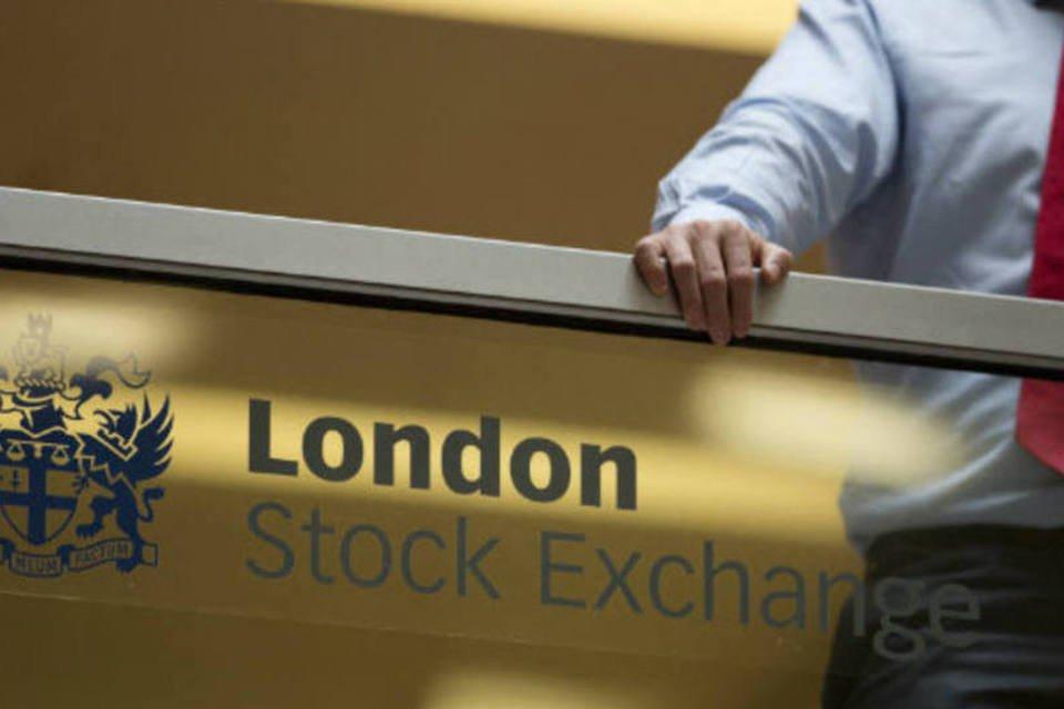 Investidor da Bolsa de Londres