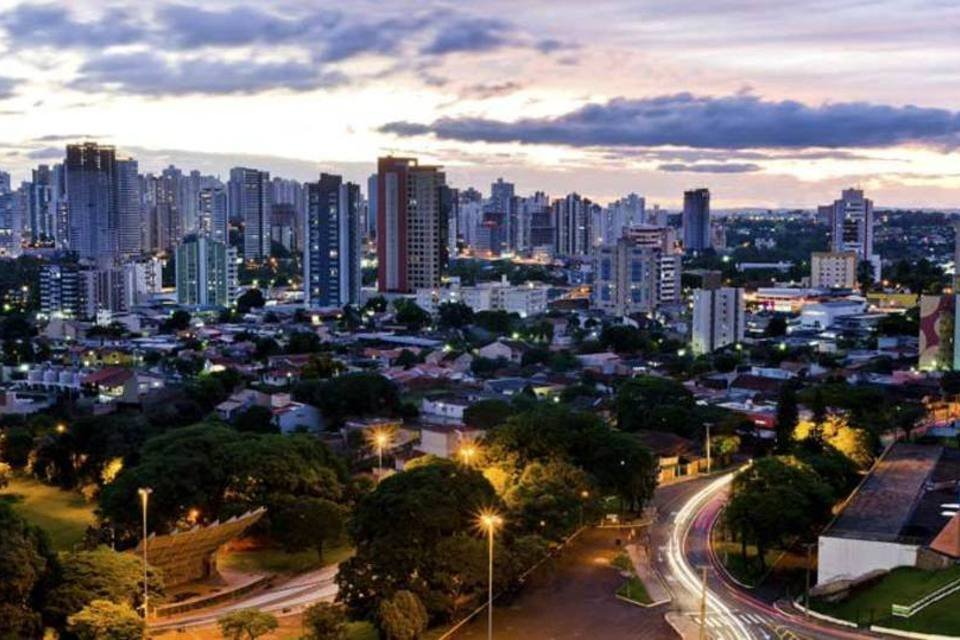 Londrina, no Paraná
