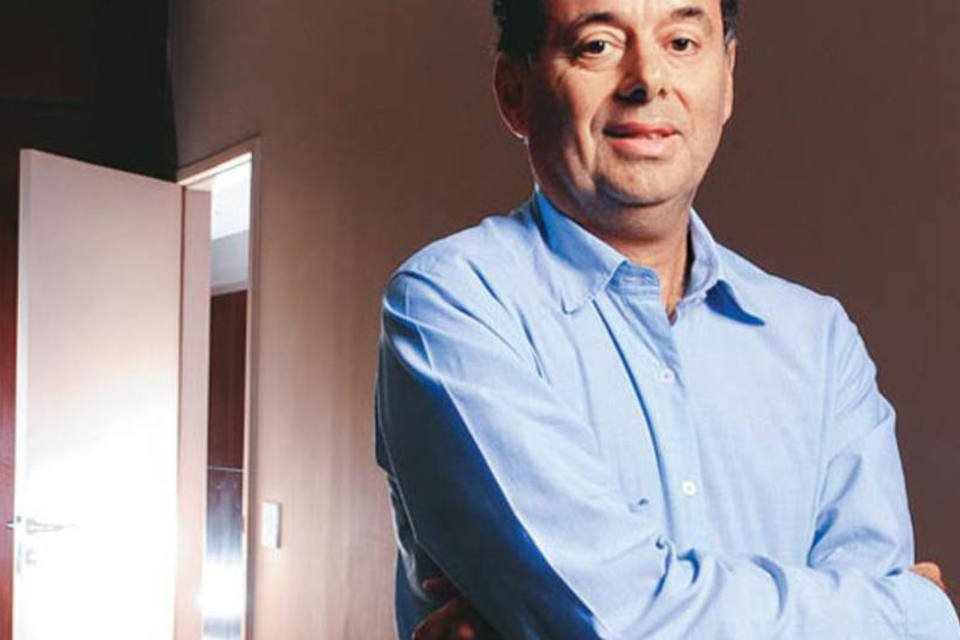 Luis Stuhlberger, diretor da Credit Suisse Hedging-Griffo