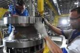 Fábrica de uma produtora de máquinas industriais