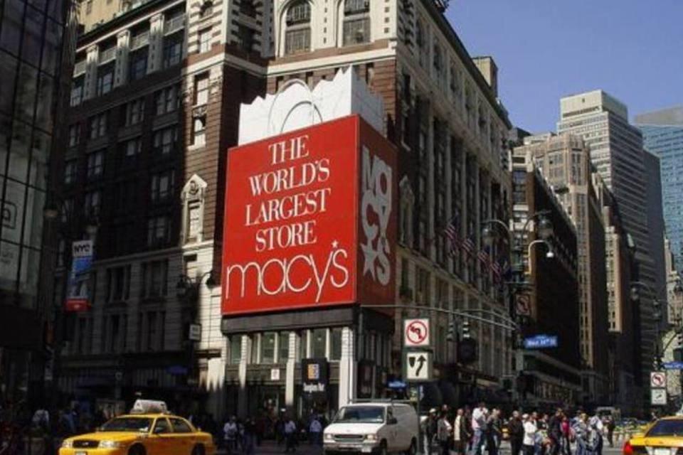 Loja da Macy's em Nova York