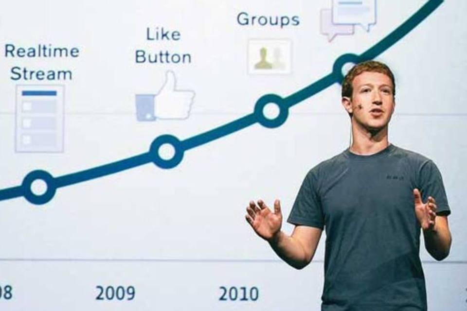 Mark Zuckerberg, do Facebook
