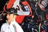 O piloto italiano Max Biaggi em treino de 20 de julho