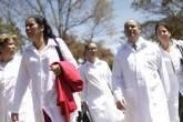 Médicos estrangeiros assistem à palestra do Mais Médicos