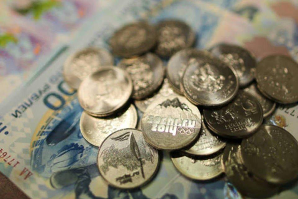 Rublo, moeda russa