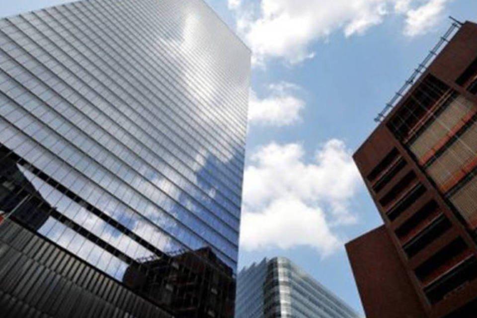 Sede da Moody's em Nova York
