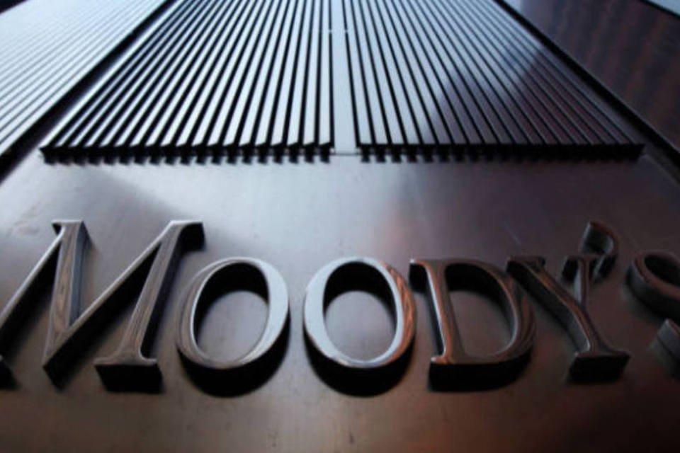 imagem do prédio da Moody's
