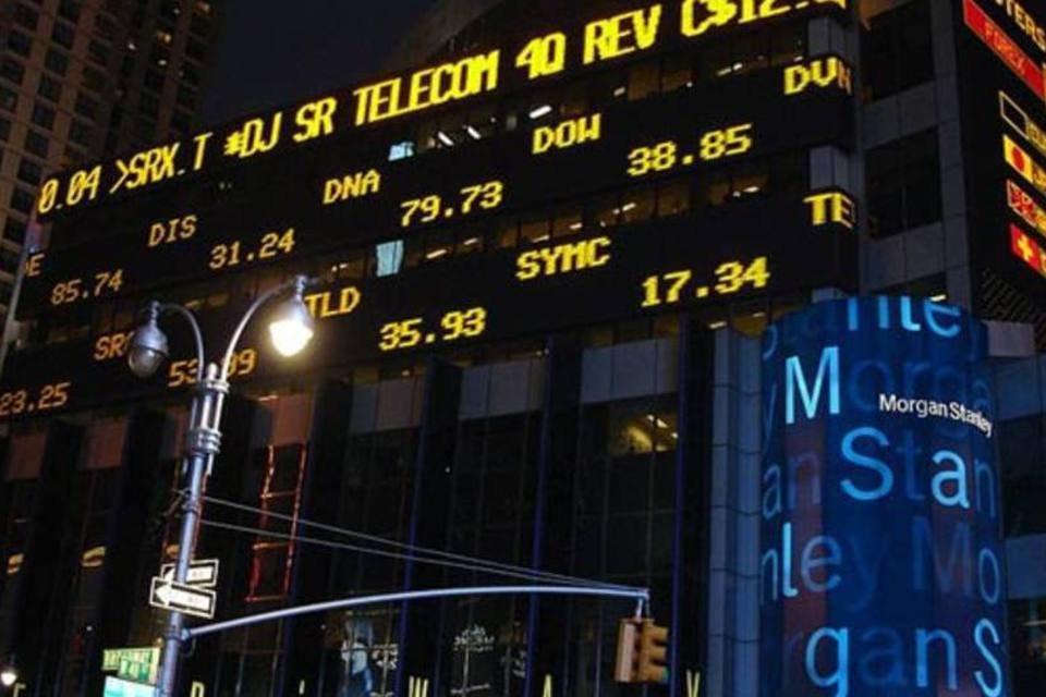 Sede do Morgan Stanley em Nova York