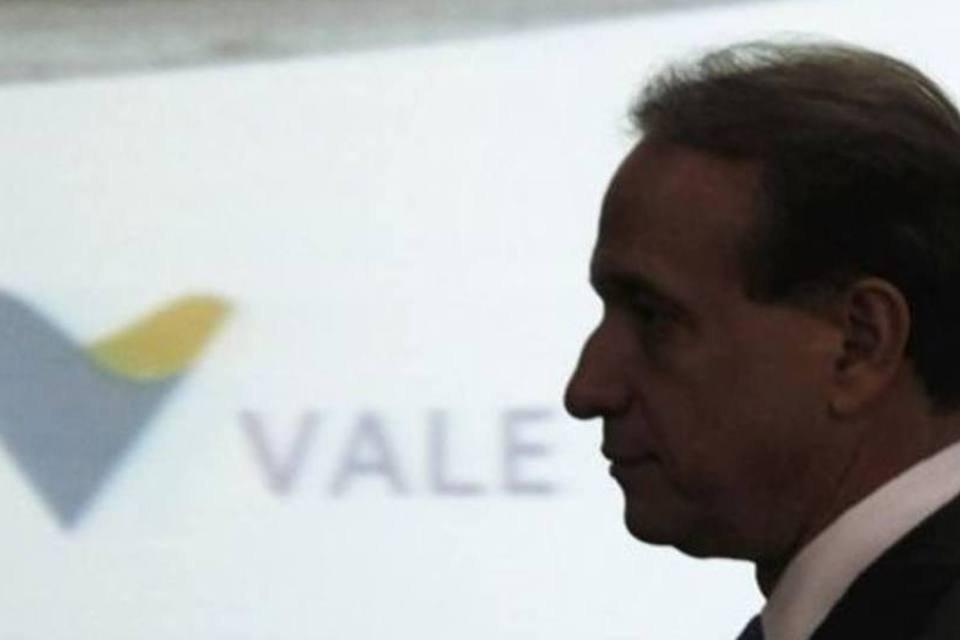 Murilo Ferreira, presidente da Vale