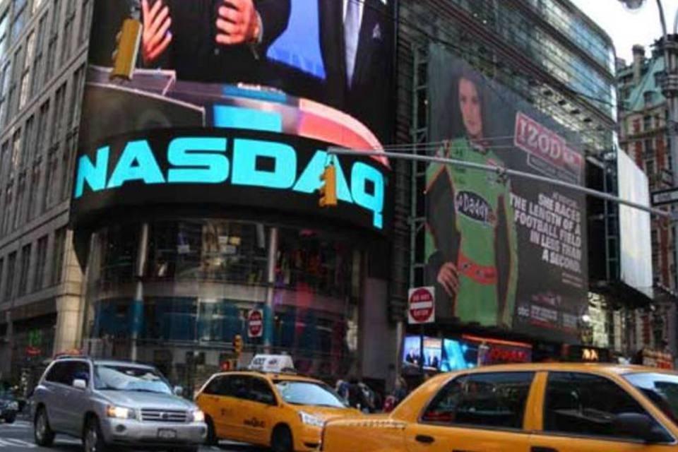 Sede da Nasdaq, em Nova York