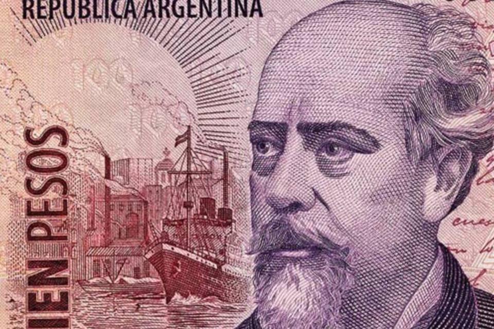 Nota de 100 pesos argentinos