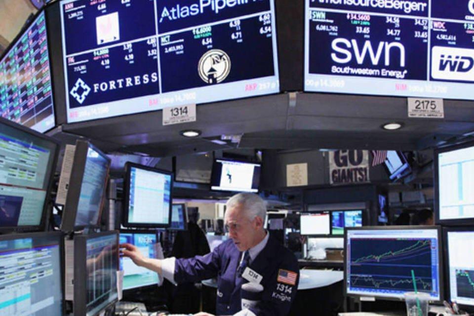 Operador da NYSE: