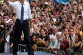Obama, em campanha