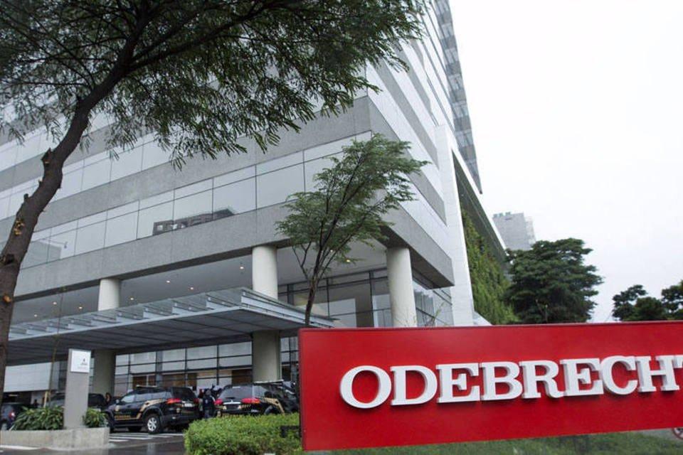 Sede da Odebrecht, em São Paulo