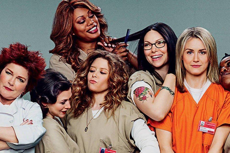 Elenco de Orange is the New Black, série original do Netflix