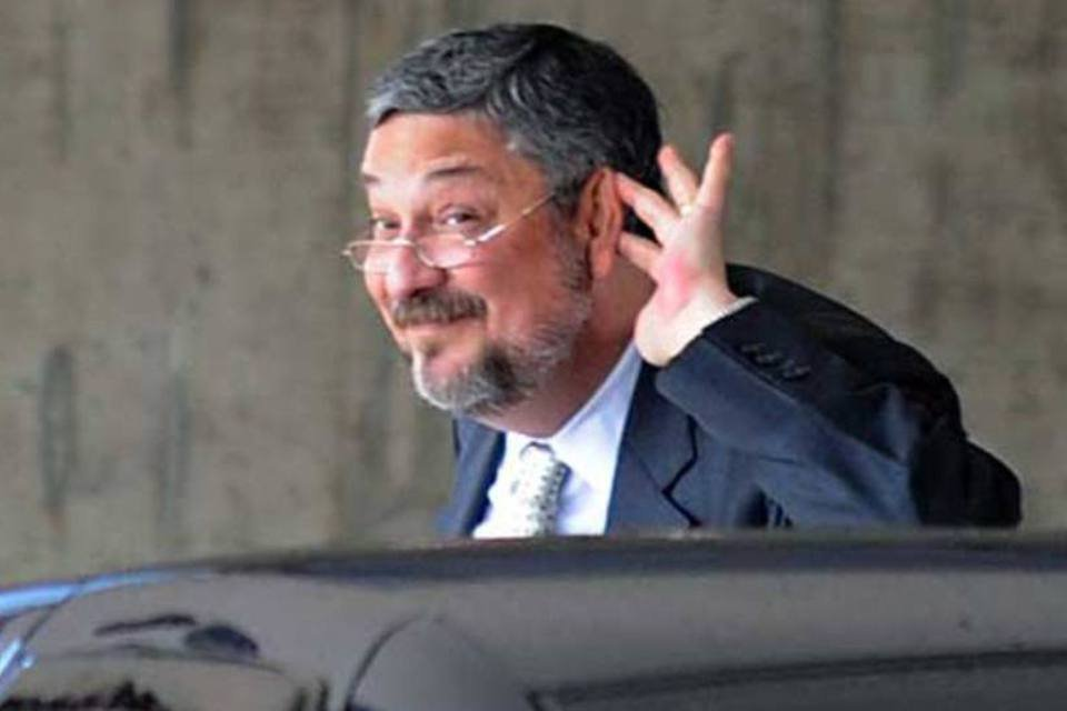 Antonio Palocci, ex-ministro da Fazenda