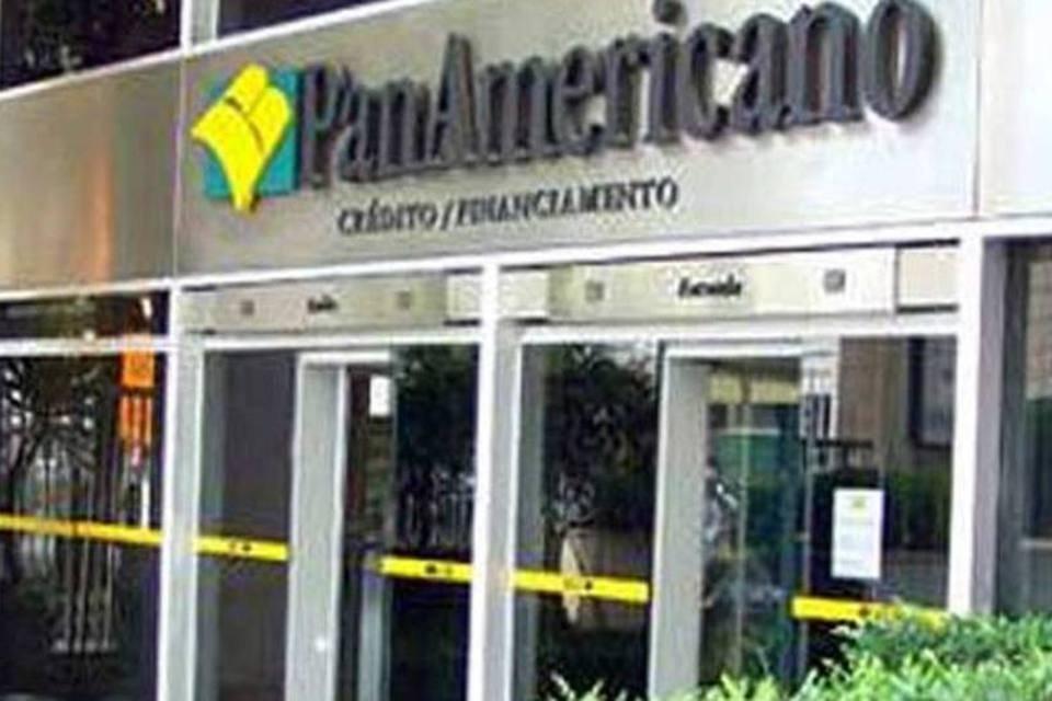 Banco Panamericano, fachada