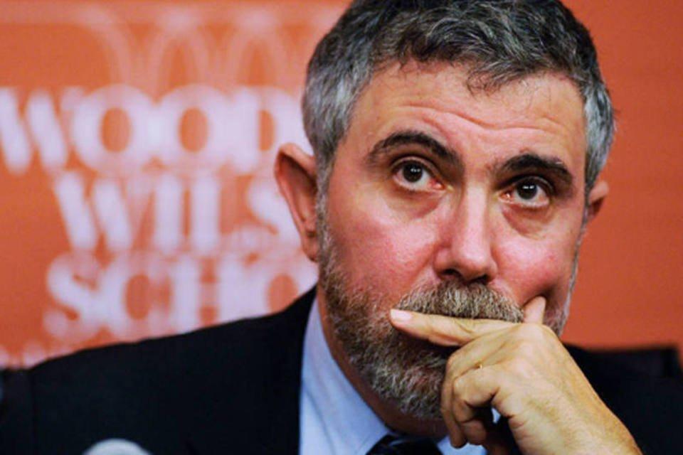 Paul Krugman recebeu o Prêmio Nobel de Economia em 2008