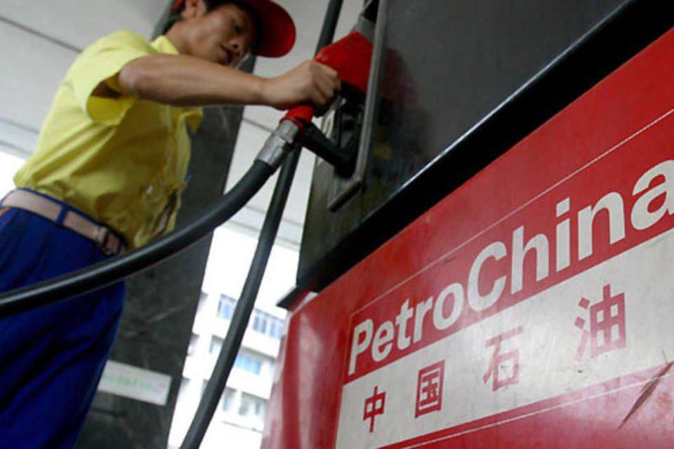 Posto de gasolina de PetroChina