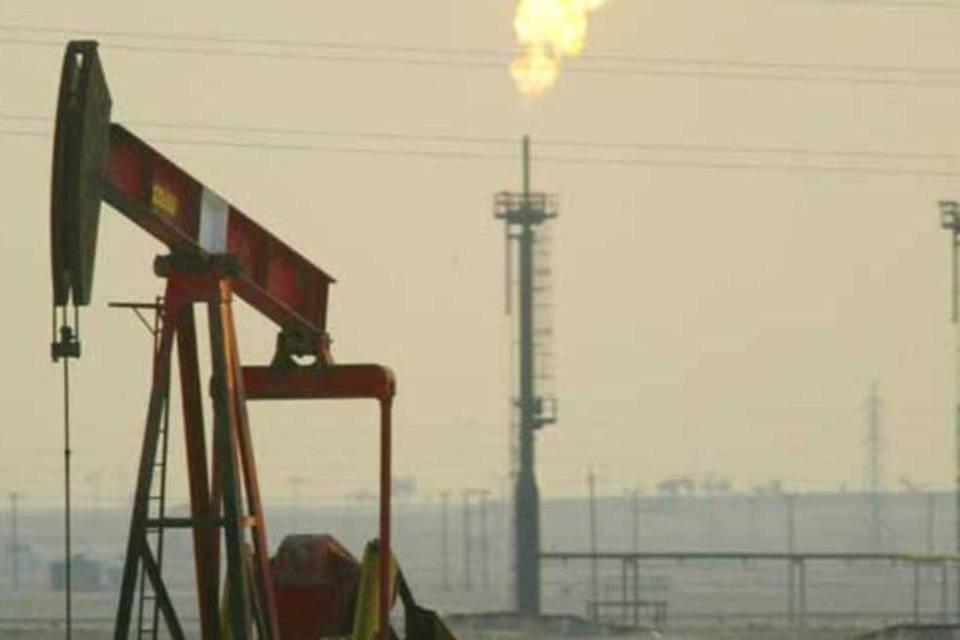 Produção de petróleo no oriente médio